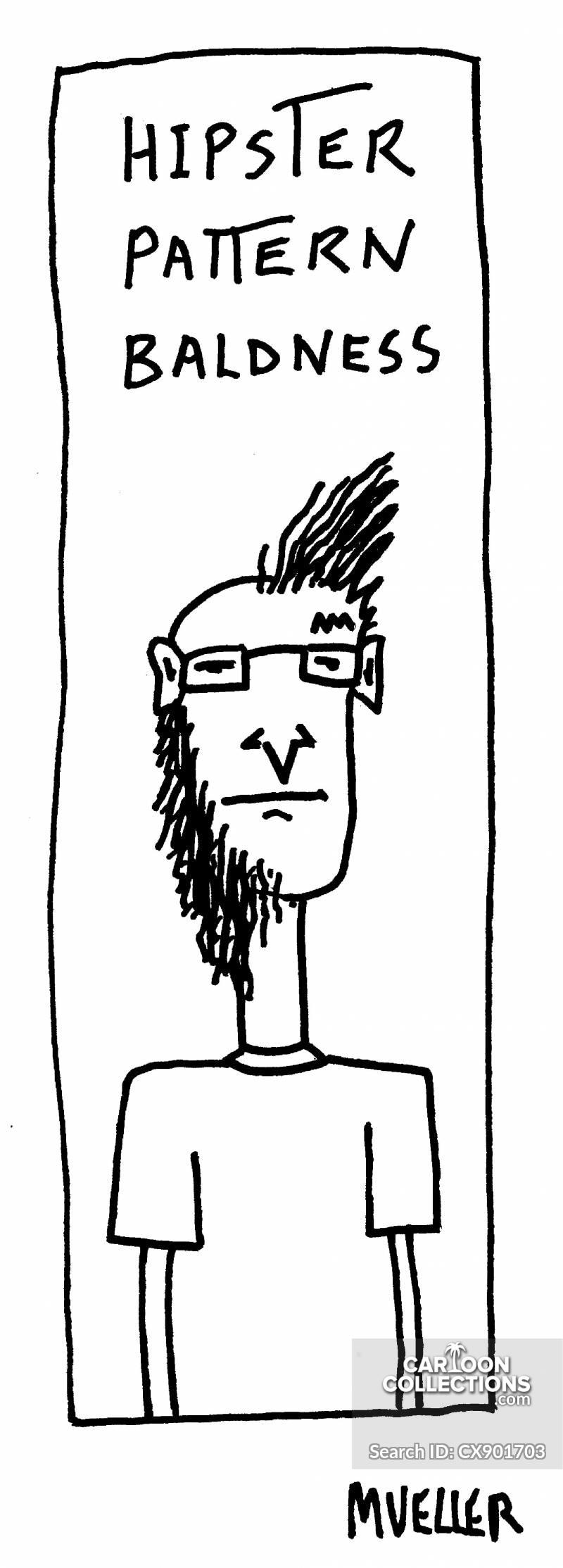 bohemian cartoon