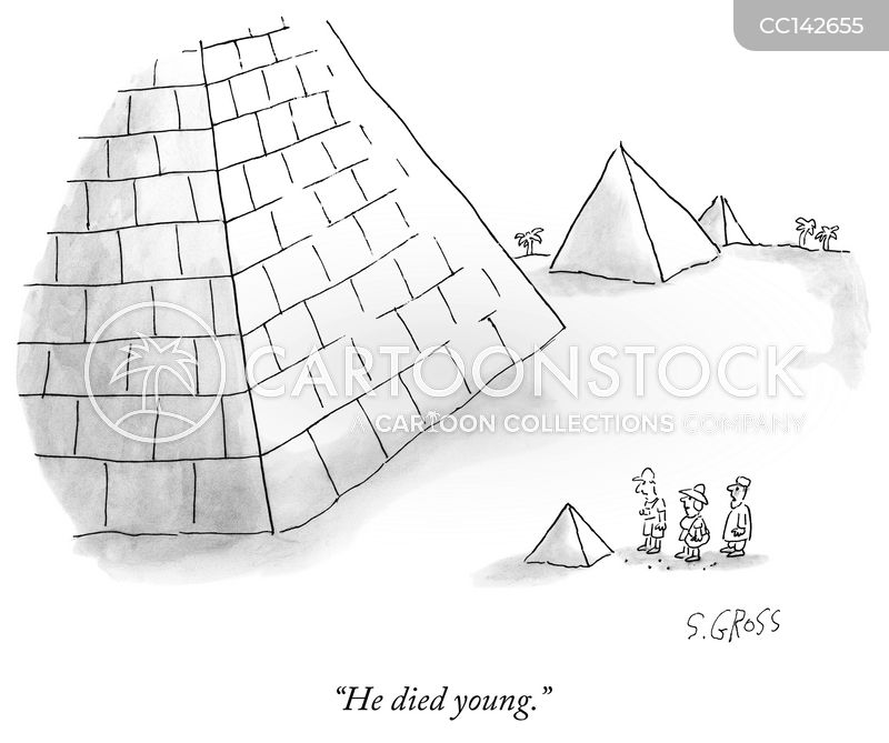 died young cartoon