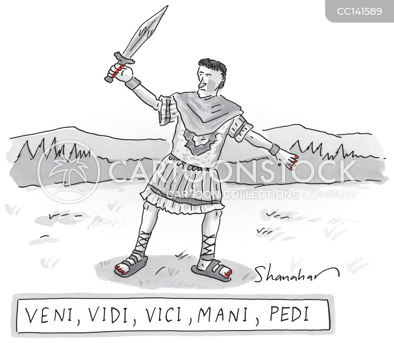 vidi cartoon