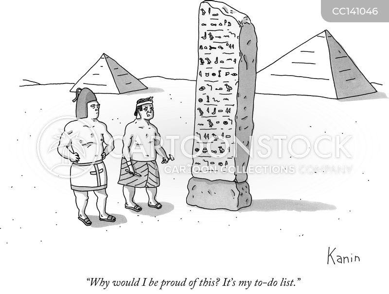 obelisks cartoon