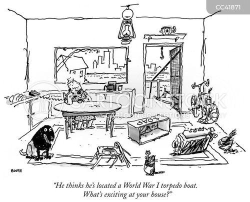 history buffs cartoon