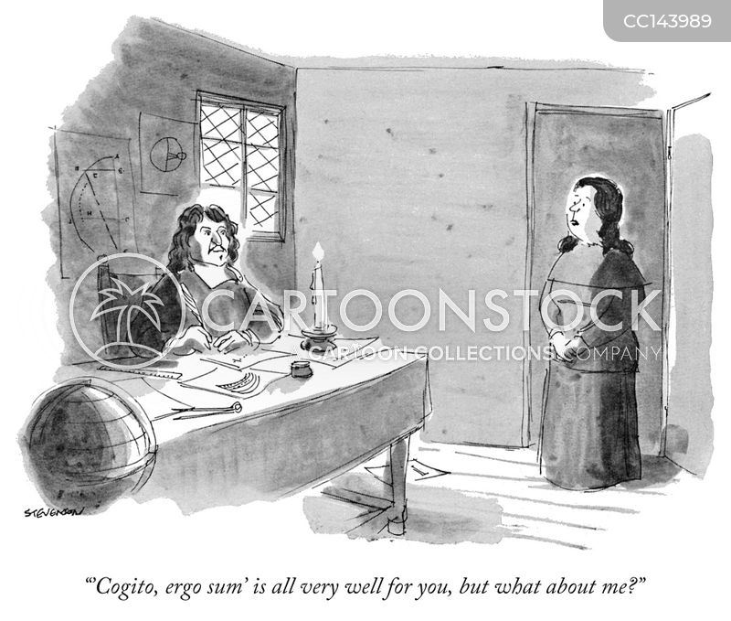 philosophers cartoon