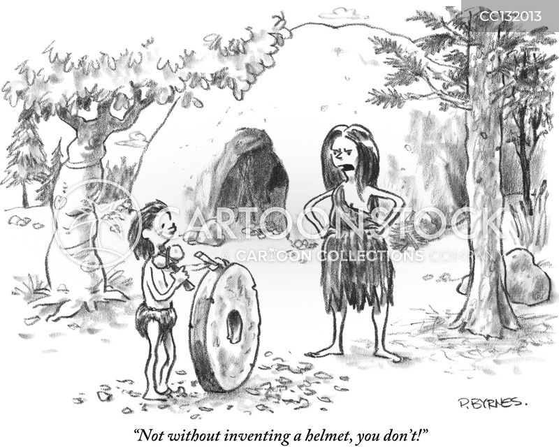 cave-dwellers cartoon