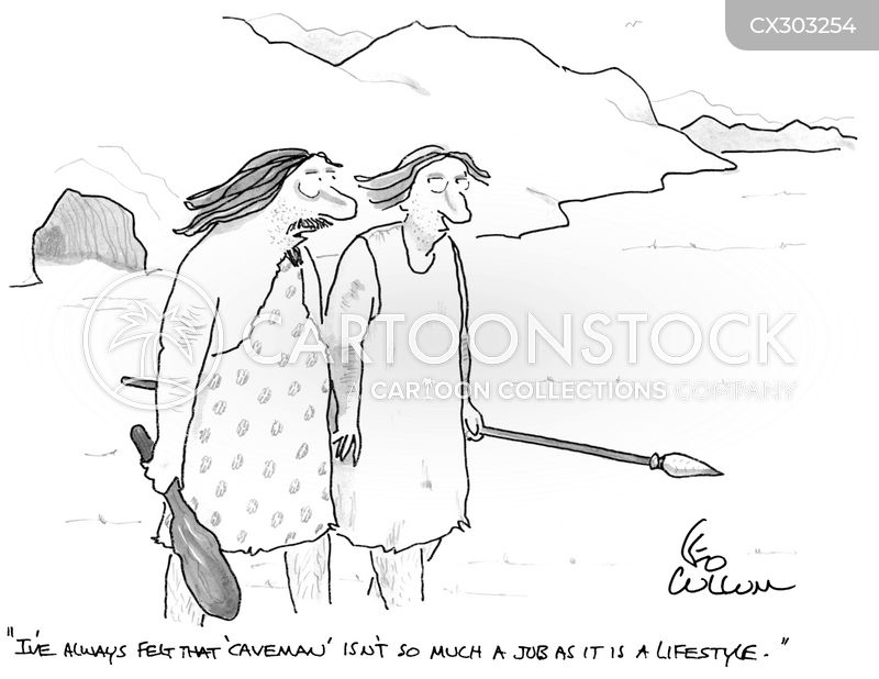 Cave-dwellers cartoons, Cave-dwellers cartoon, funny, Cave-dwellers picture, Cave-dwellers pictures, Cave-dwellers image, Cave-dwellers images, Cave-dwellers illustration, Cave-dwellers illustrations