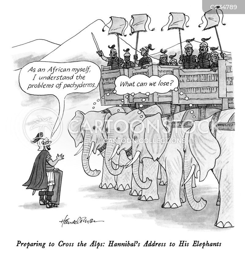 elephant cartoon