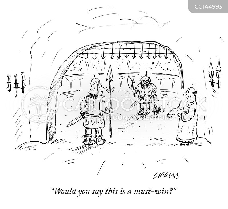 Gladiatorial Contest cartoons, Gladiatorial Contest cartoon, funny, Gladiatorial Contest picture, Gladiatorial Contest pictures, Gladiatorial Contest image, Gladiatorial Contest images, Gladiatorial Contest illustration, Gladiatorial Contest illustrations