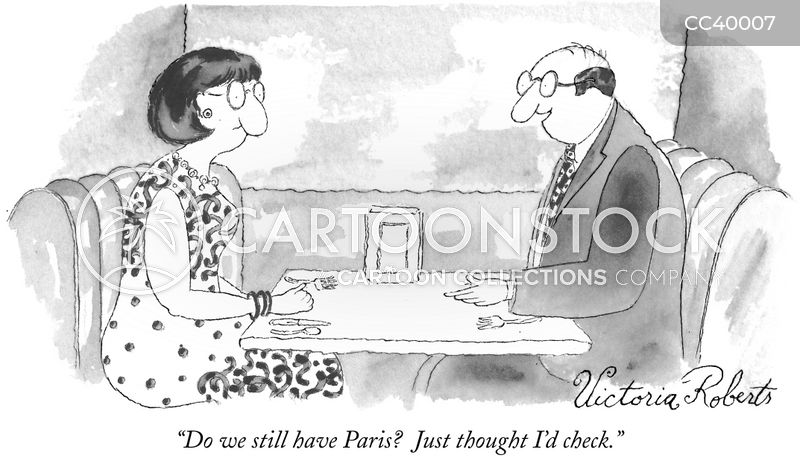 break-up cartoon