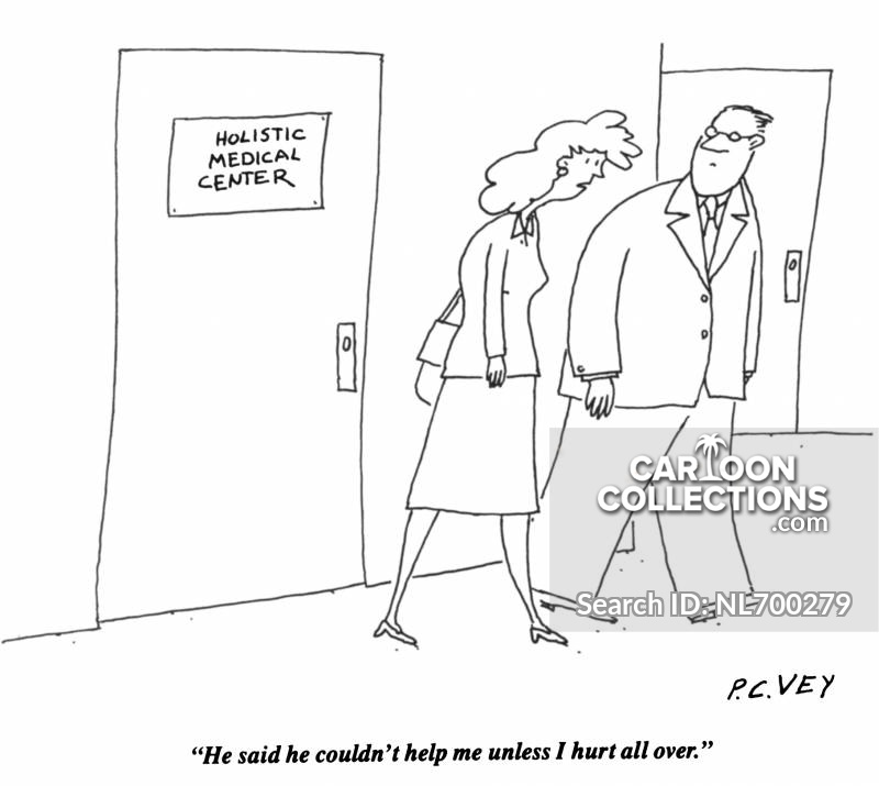 psychotherapy cartoon