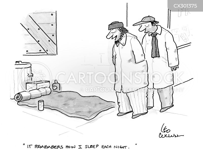 mattress cartoon