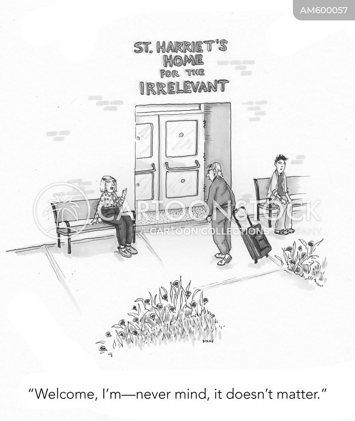 insignificant cartoon
