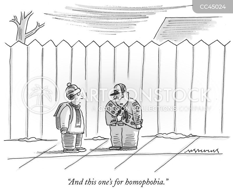 boy scouts cartoon