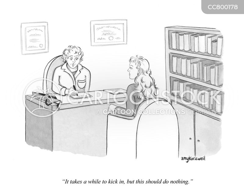 clinics cartoon