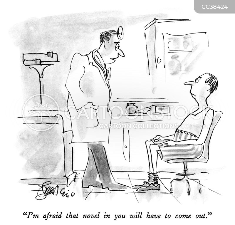 tumors cartoon