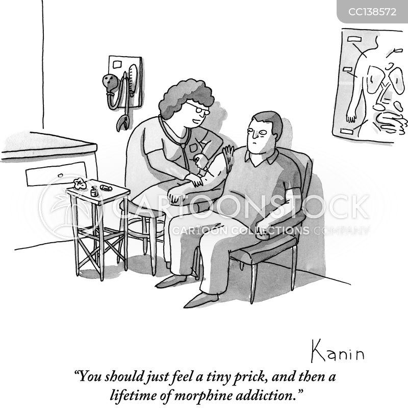 prick cartoon