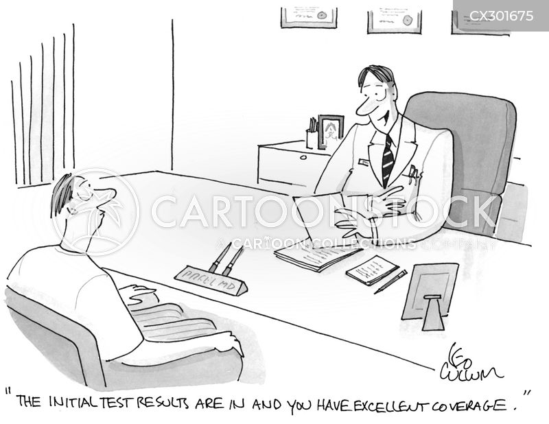 results cartoon