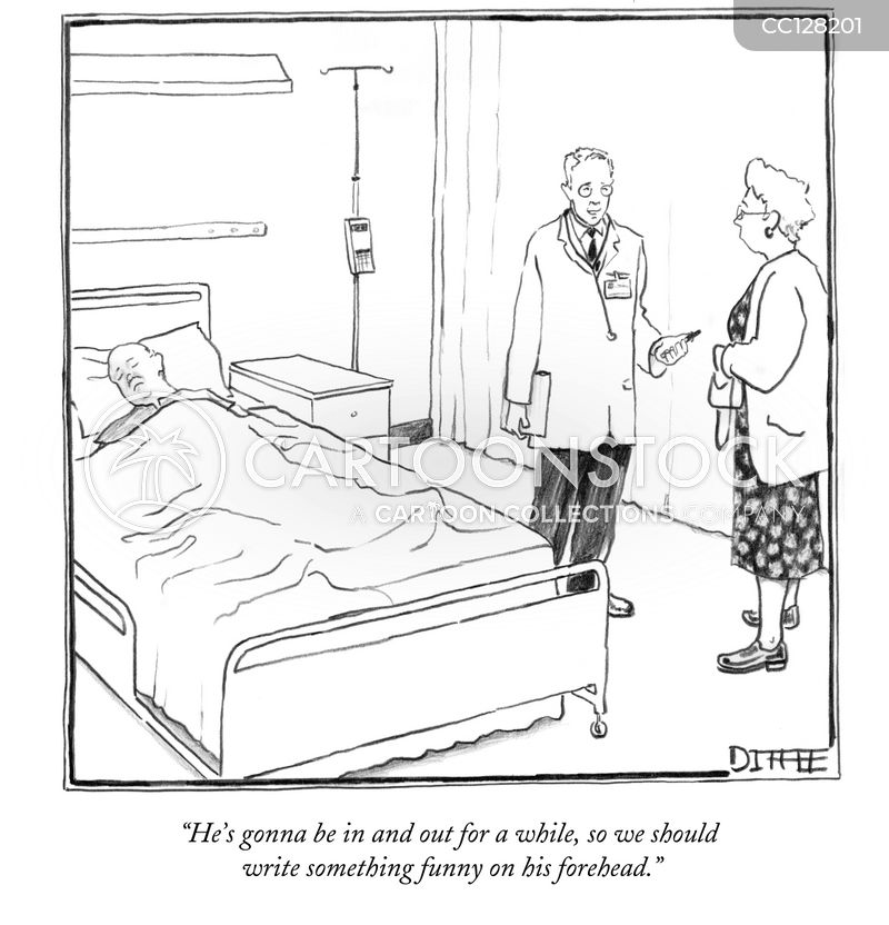 Bedside Manner cartoons, Bedside Manner cartoon, funny, Bedside Manner picture, Bedside Manner pictures, Bedside Manner image, Bedside Manner images, Bedside Manner illustration, Bedside Manner illustrations