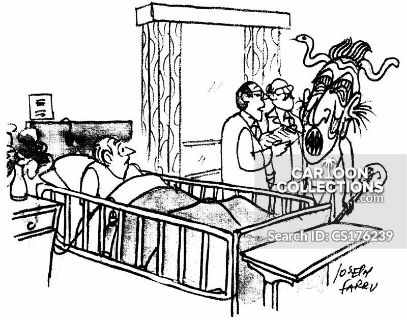 conventional medicine cartoon
