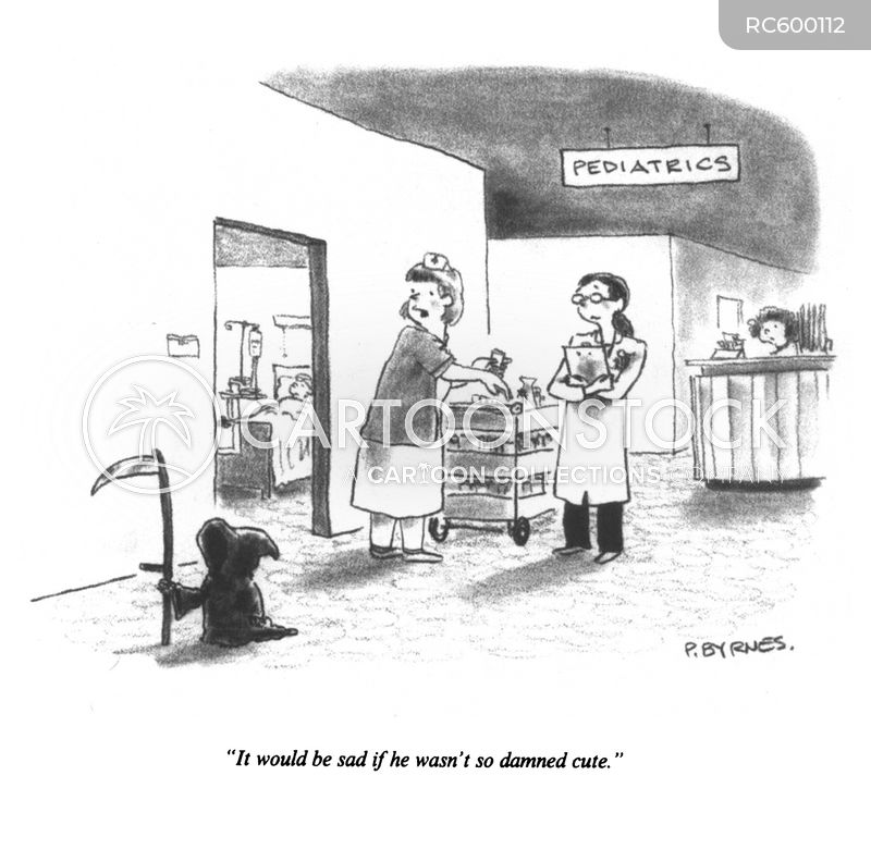 Medical Centre cartoon