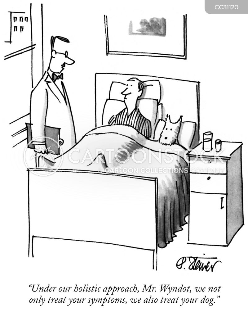 bedridden cartoon