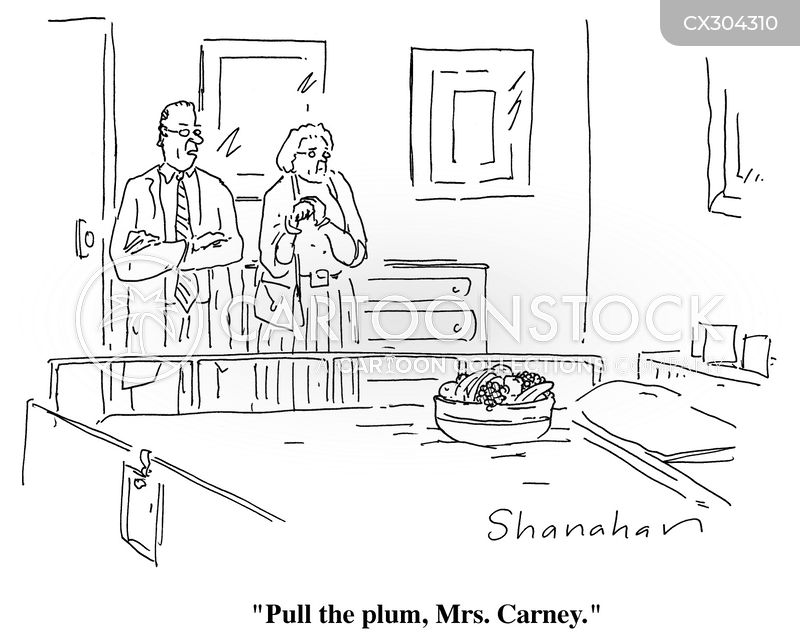 Pull The Plug cartoon