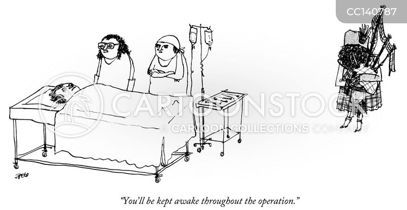 operations cartoon