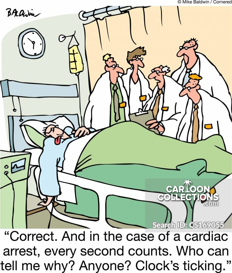 Collection Of Simulator Clipart: Medical Students Cartoons