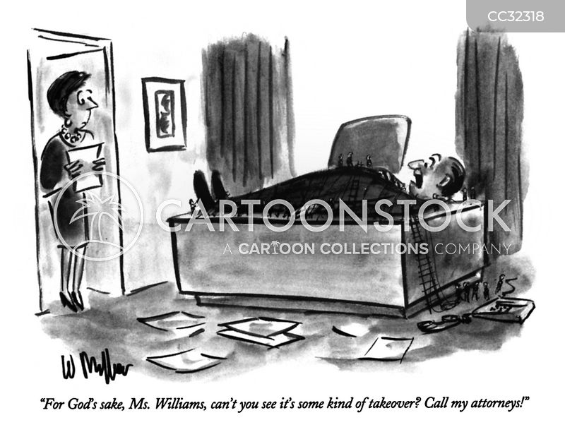 English Lit cartoon