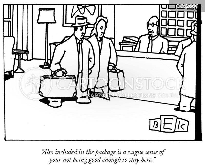 holiday packages cartoon