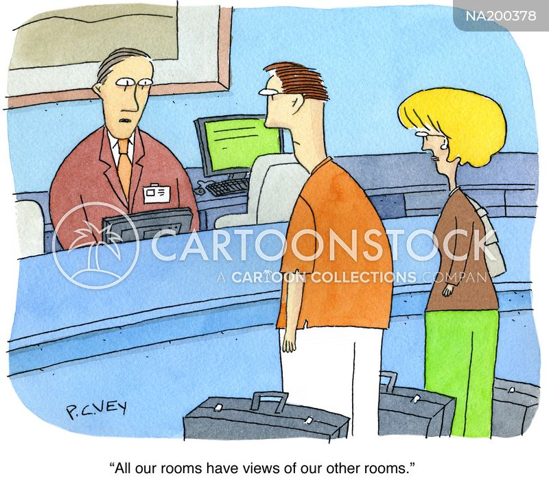 Check In Cartoons And Comics Funny Pictures From Cartoonstock