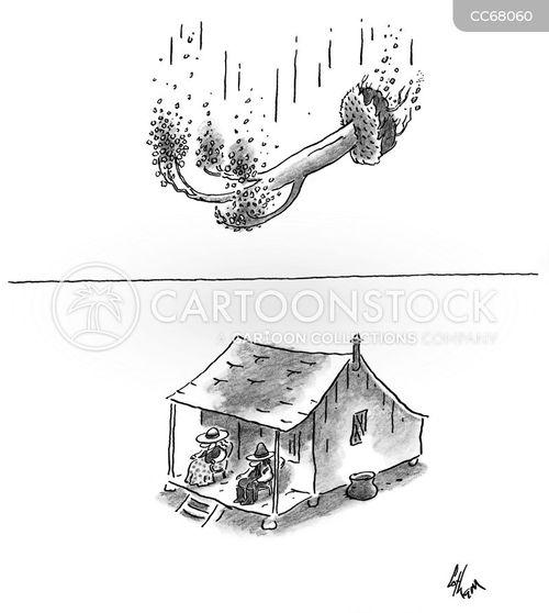 plummet cartoon