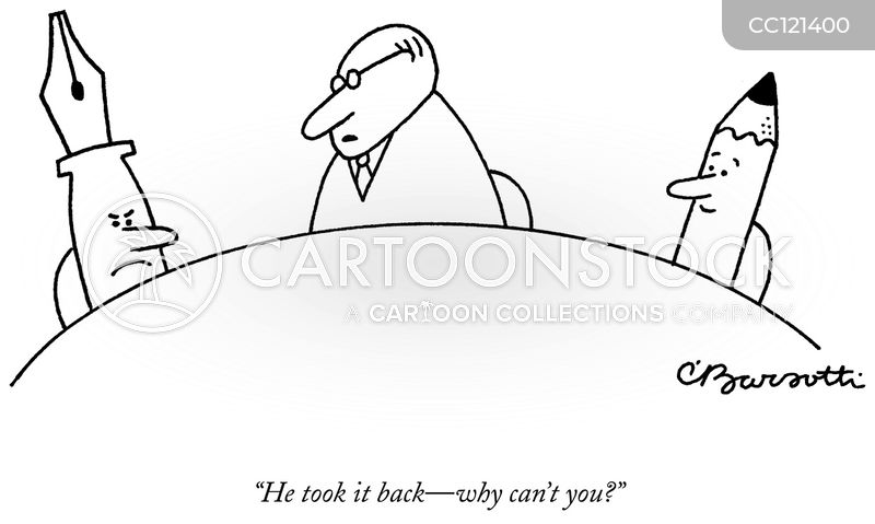 workplace mediator cartoon