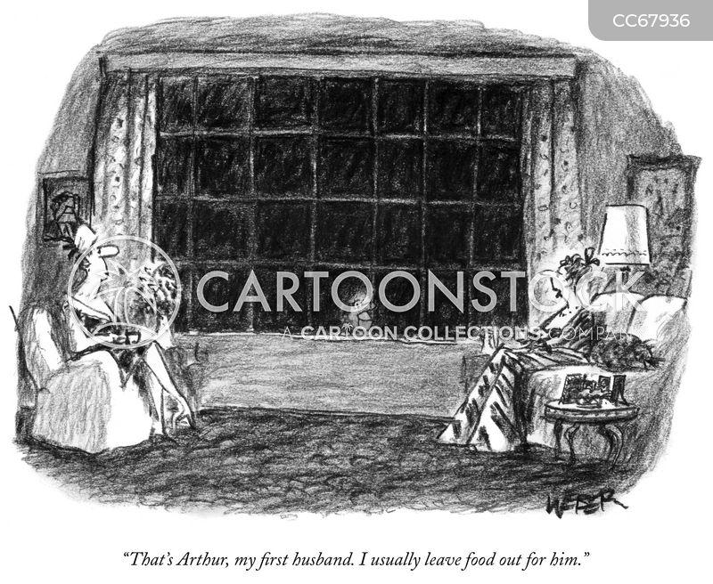 mistreat cartoon