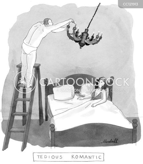 chandeliers cartoon