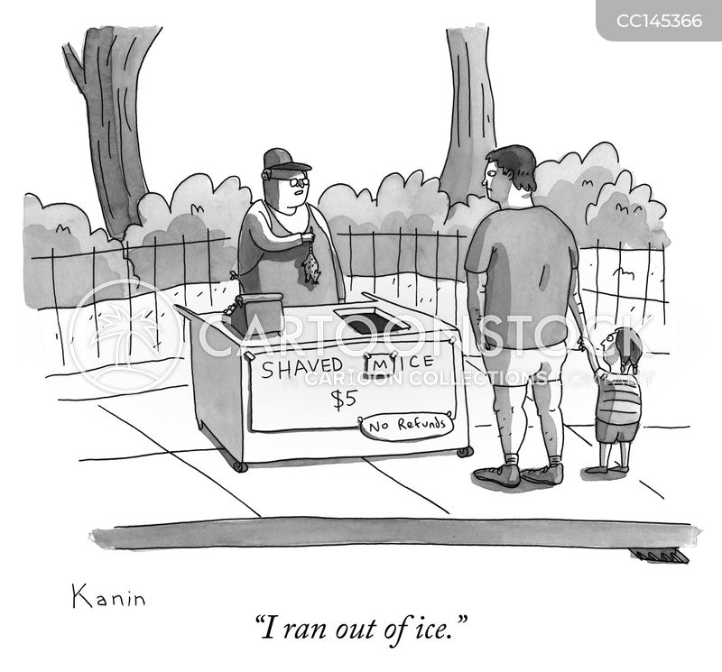 caterer cartoon