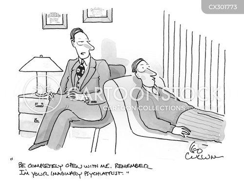 charlatans cartoon