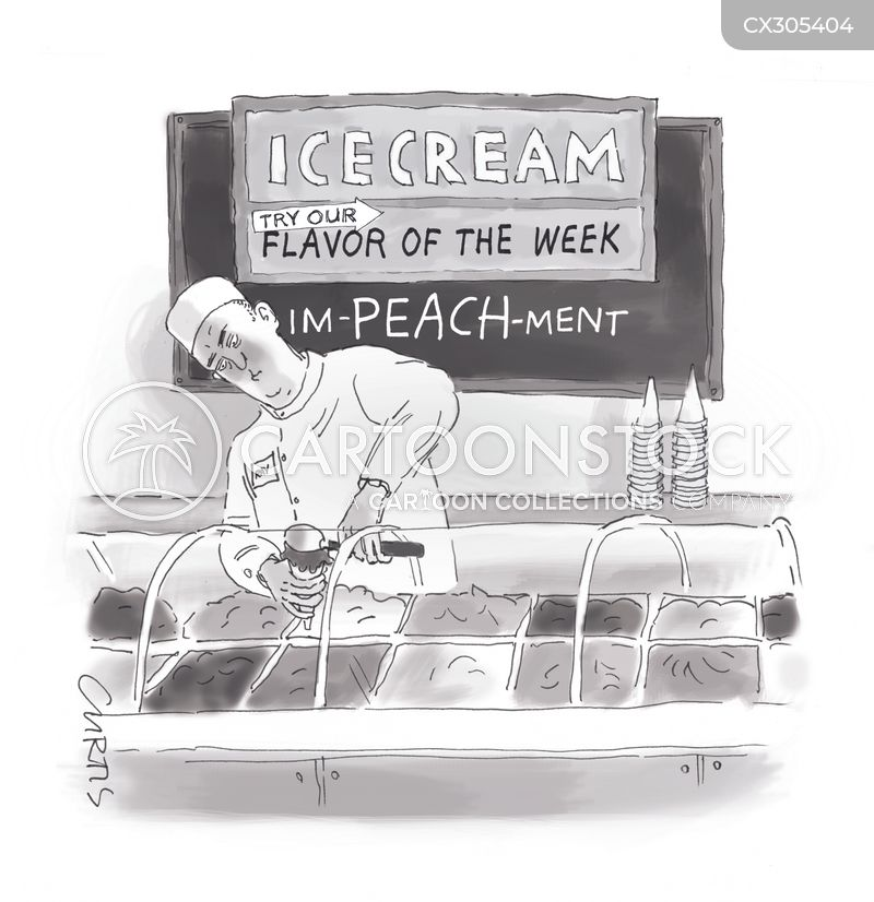 impeachment cartoon