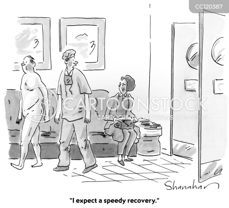inpatient cartoon