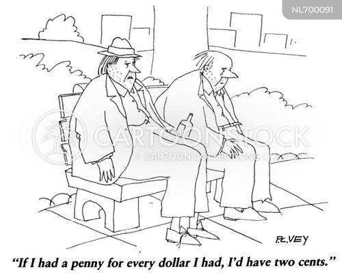 two penny worth cartoon