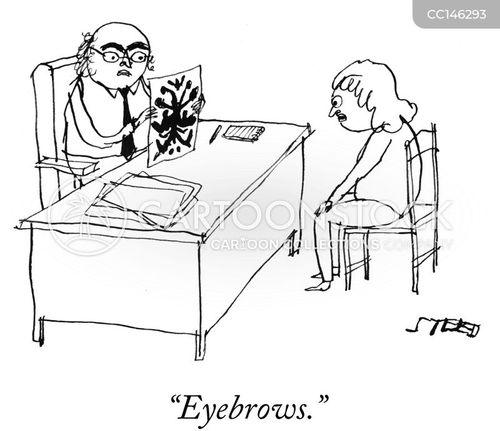 rorschach tests cartoon