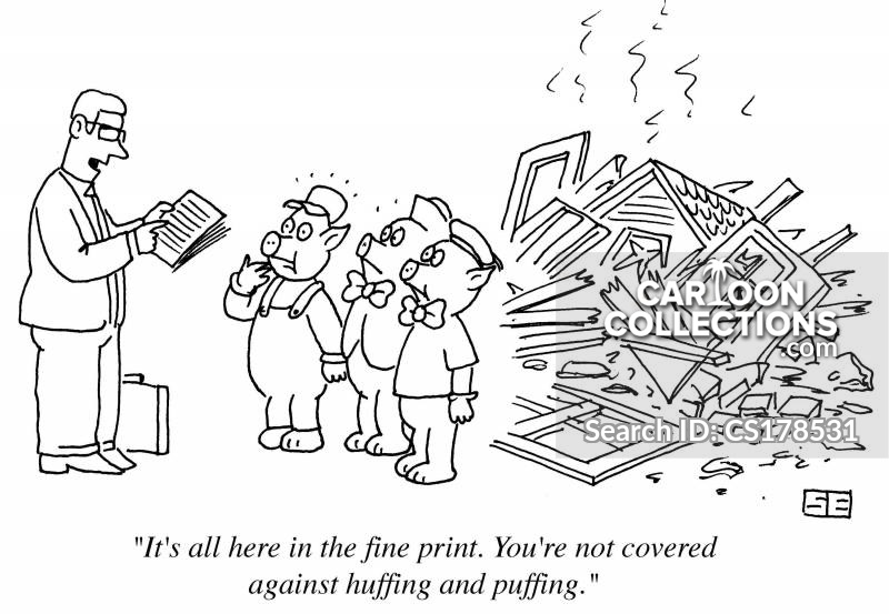 insurance politics cartoon