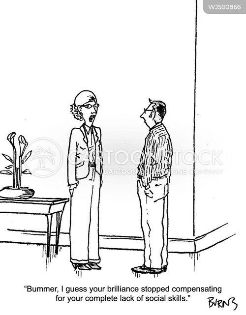 job performance cartoon