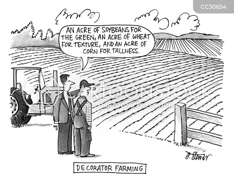 farmers cartoon