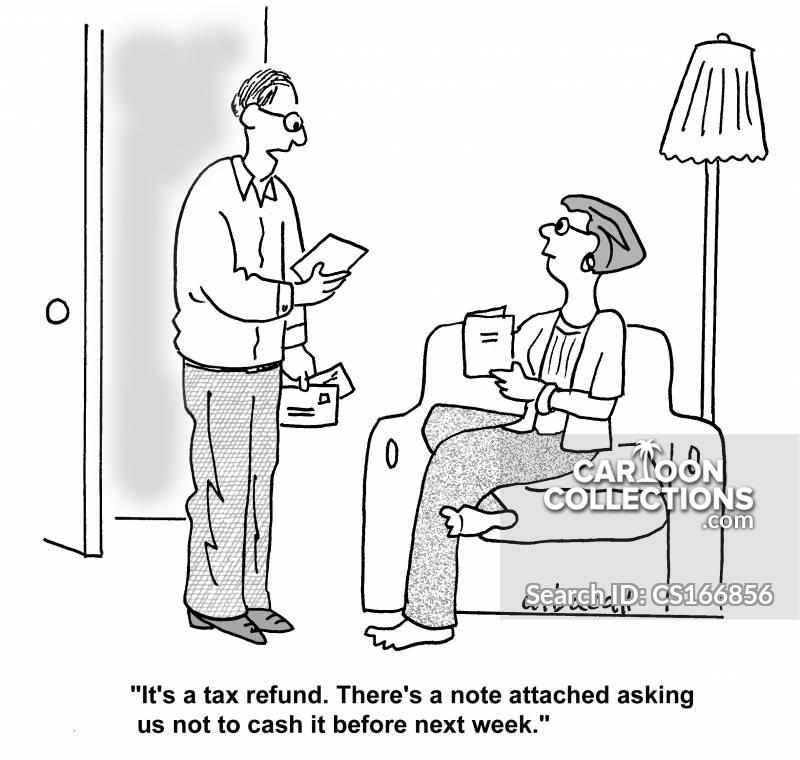 treasury departments cartoon