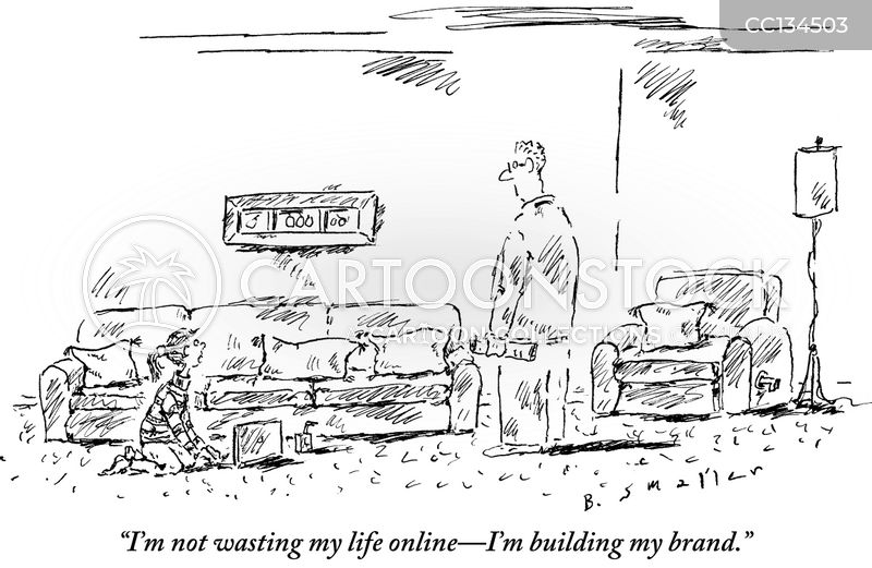 life cartoon