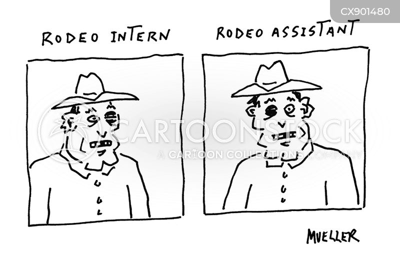 intern cartoon