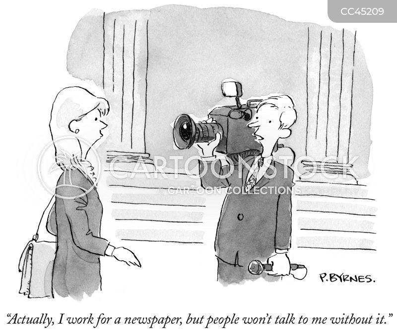 cameramen cartoon