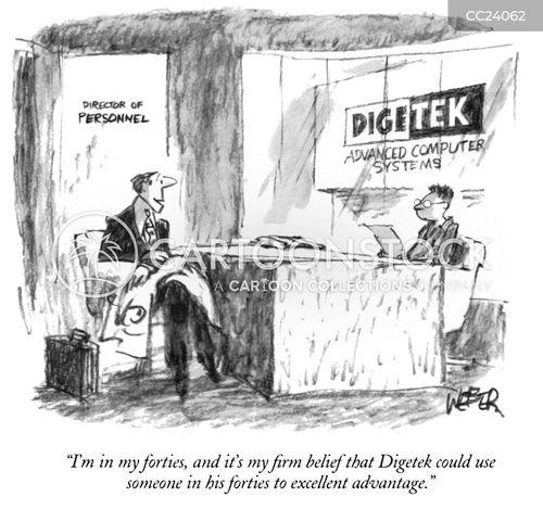 technology company cartoon