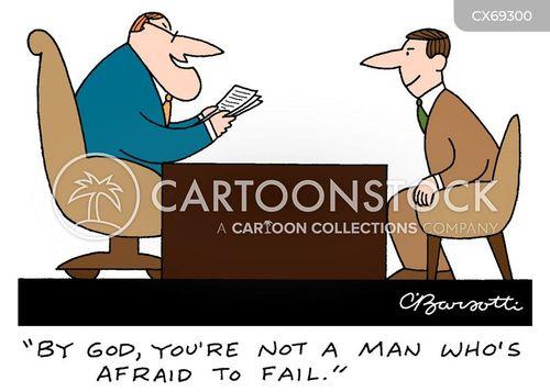 fearlessness cartoon