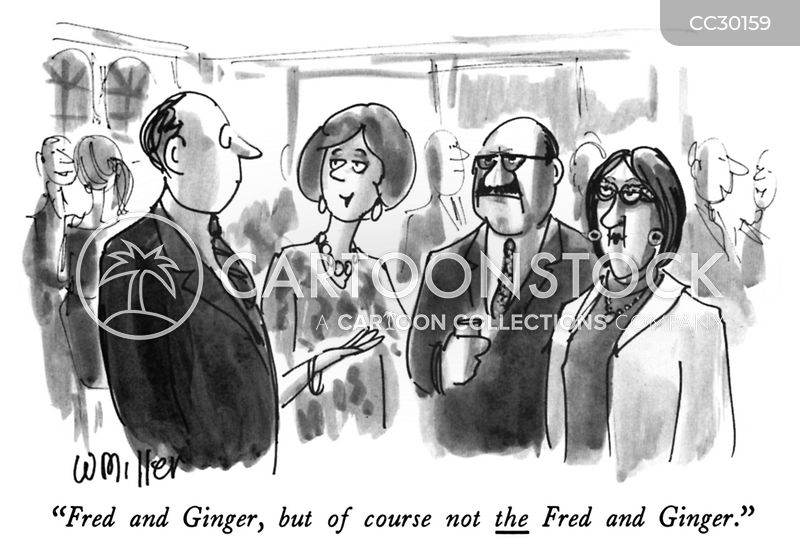 fred astaire cartoon