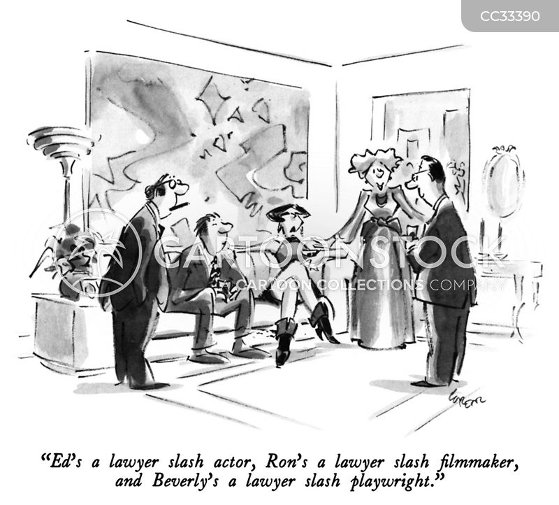 playwrights cartoon